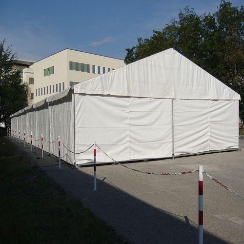Foto: Gebrauchtes Zelt 15 x 30 m