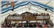Foto: Balkon / Empore für Festzelt