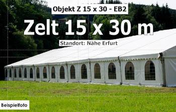 Foto: Zelt Festzelt 15 x 30 m