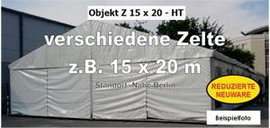 Foto: Zelte z.B. 15 x 20 m NEU