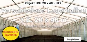 Foto: Lagerhallen z.B. 20x40m NEU